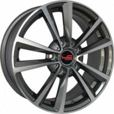 Диски Replica-Top-Driver SK50 6,5х16 PCD:5x112 ET:50 DIA:57.1 цвет:GMF (темно-серый,полировка)