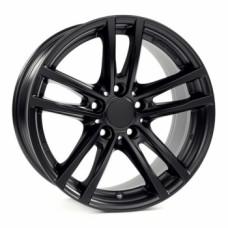Диски Alutec X10 7,0х16 PCD:5x112 ET:47 DIA:66.5 цвет:Racing Black