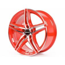 Диски Borbet XRT 8,0х18 PCD:5x114,3 ET:45 DIA:72.5 цвет:Red Front Polished