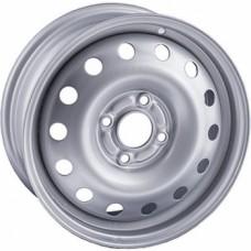 Диски Trebl 7680 6,0х15 PCD:4x98 ET:44 DIA:58.1 цвет:S (серебро)