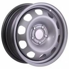 Диски KFZ 8873 6,5х16 PCD:5x114,3 ET:50 DIA:66.0 цвет:S (серебро)
