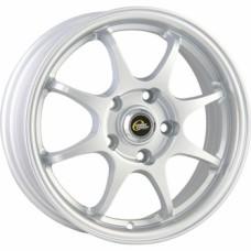 Диски Cross-Street CR-06 6,5х16 PCD:4x100 ET:50 DIA:60.1 цвет:S (серебро)