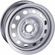Диски KFZ 8932 6,0х15 PCD:4x100 ET:40 DIA:60.0 цвет:S (серебро)