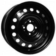Диски Trebl X40915 6,0х15 PCD:4x100 ET:40 DIA:60.1 цвет:BL (черный глянцевый)