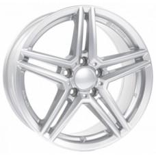 Диски Alutec M10 7,5х17 PCD:5x108 ET:50,5 DIA:63.4 цвет:polar silver