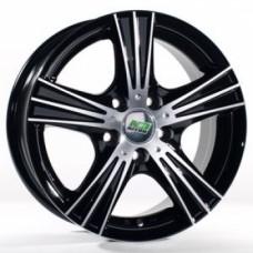 Диски LS-Wheels Y343 5,5х13 PCD:4x100 ET:35 DIA:73.1 цвет:BFP