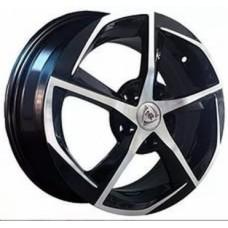 Диски NZ SH654 6,5х16 PCD:5x114,3 ET:45 DIA:60.1 цвет:BKF (черный)