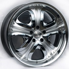 Диски Racing-Wheels H-382 8,5х20 PCD:5x120 ET:45 DIA:74.1 цвет:HS CW D/P