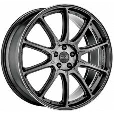 Диски O.Z-Racing Hyper-GT-HLT 10,0х20 PCD:5x112 ET:33 DIA:66.5 цвет:Star Graphite Diamond Lip