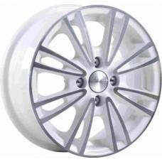 Диски Скад Пантера 5,5х14 PCD:4x100 ET:45 DIA:67.1 цвет:алмаз белый