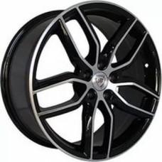 Диски NZ SH656 6,0х15 PCD:4x100 ET:50 DIA:60.1 цвет:BKF (черный)