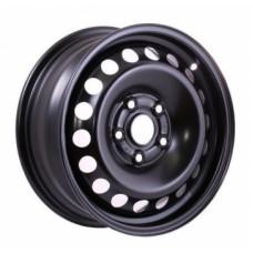 Диски Magnetto 17000-AM-Nissan-X-Trail 7,0х17 PCD:5x114,3 ET:45 DIA:66.0 цвет:BL (черный глянцевый)