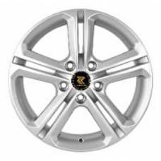 Диски Replikey RK-L15E-Audi-Q3 6,5х16 PCD:5x112 ET:33 DIA:57.1 цвет:S (серебро)