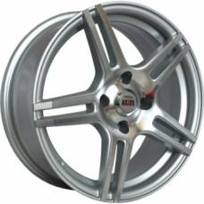 Диски Alcasta M36 6,5х16 PCD:5x112 ET:46 DIA:57.1 цвет:SF (серебро,полировка)
