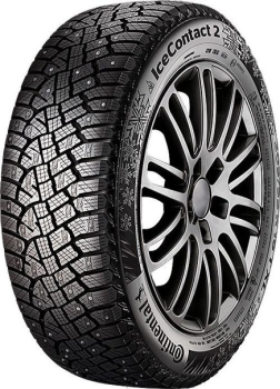 Continental Ice Contact 2 шип 215/55R17 98T